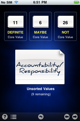 Leadership and Values iPhone app from Concordia University