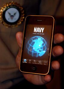 Mobomo's Navy App: Making Waves