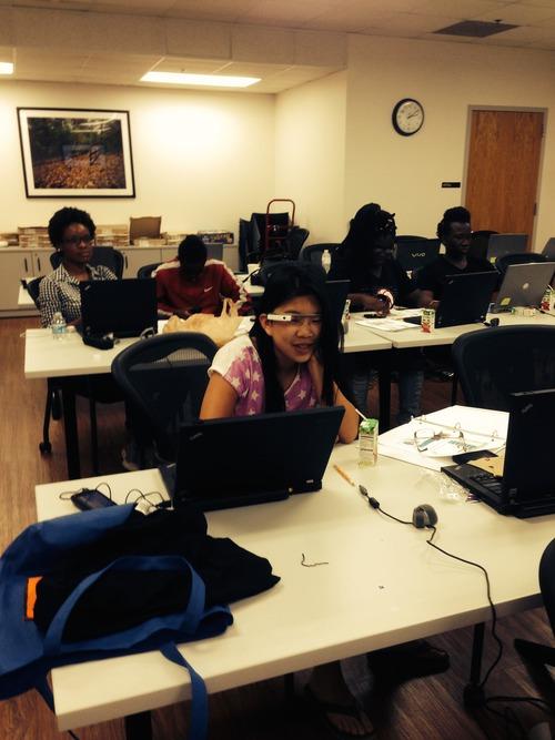 #GirlsWhoCode: A Weekend with Cyberjutsu Girls Academy