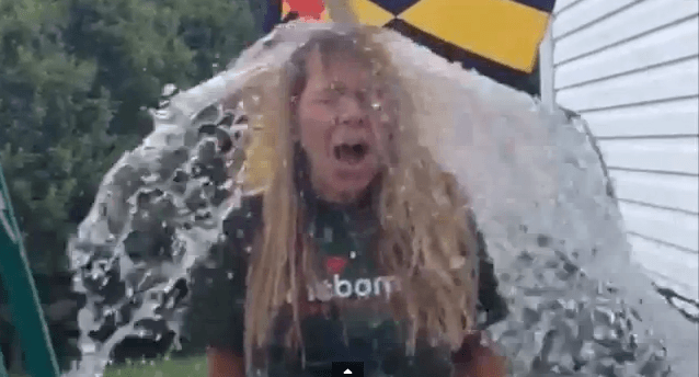 Mobomo takes the #ALSicebucketchallenge!