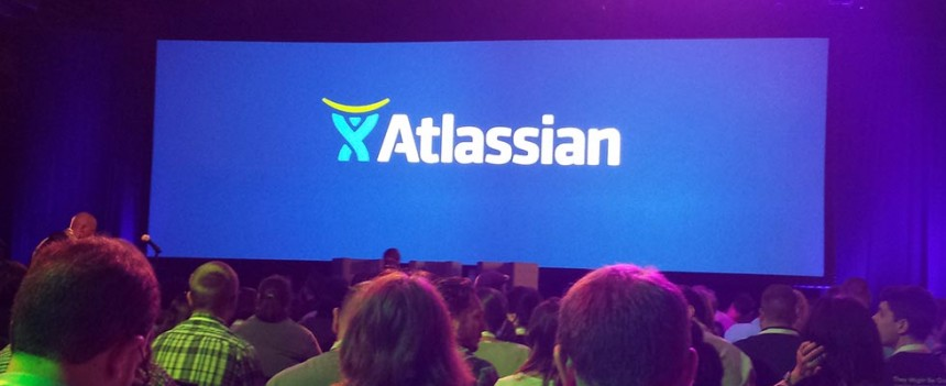 """I Work in Pajamas"" at Atlassian Summit 2013"