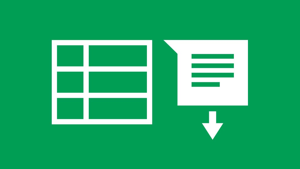 Retrieving Comments from Google Spreadsheets