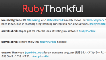 Ruby Thankful