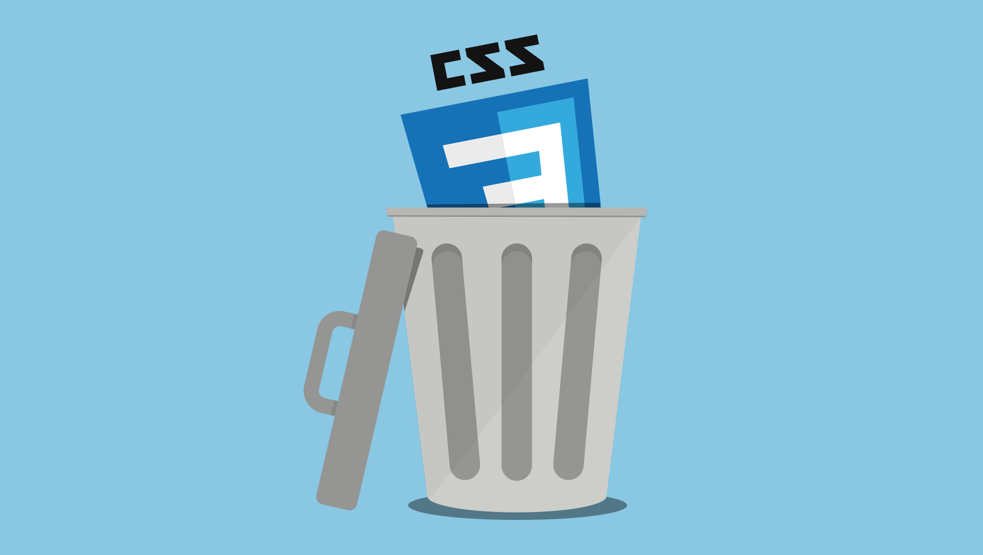 Don't Abandon CSS Just Yet