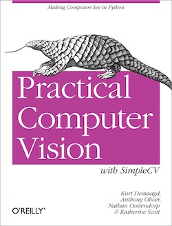 Practical Computer Vision with SimpleCV – Review