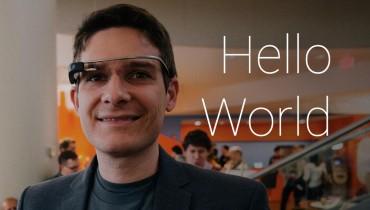 Google Glass Hello World