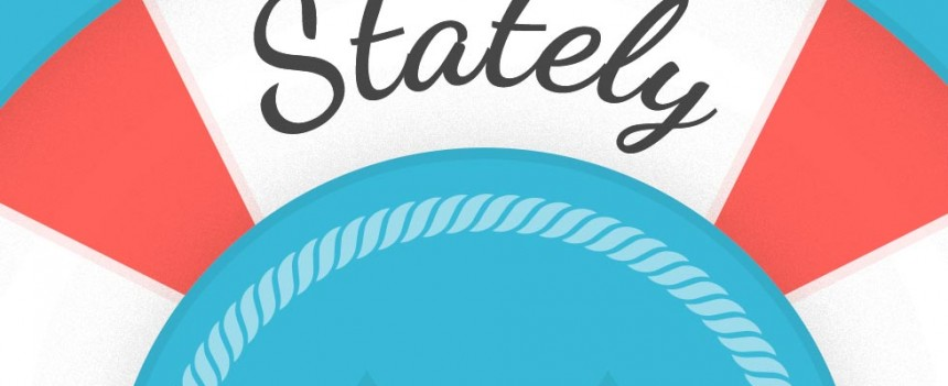 Creating Stately, A Symbol Font