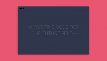 Writing Code for Your Future Self