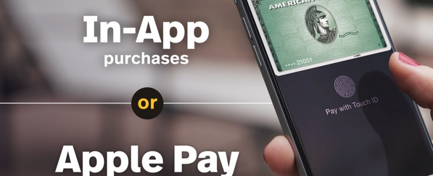 In-App VS. Apple Pay