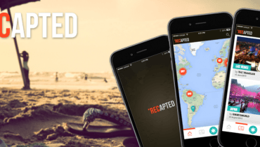 Store, Share, and Relive Moments through ReCapted
