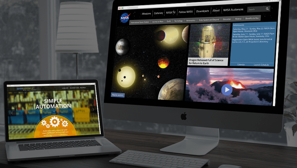 drupal-nasa-website-monitor