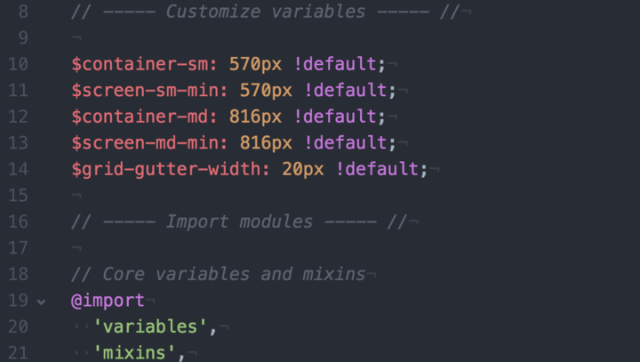 Bootstrap-CSS
