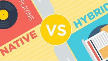Native vs. Hybrid vs. Web Apps