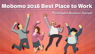 Mobomo Named Best Places To Work 2016