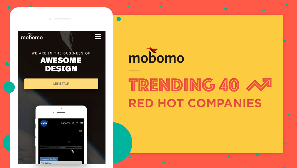 Trending 40 Red Hot Companies