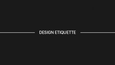 /design-etiquette