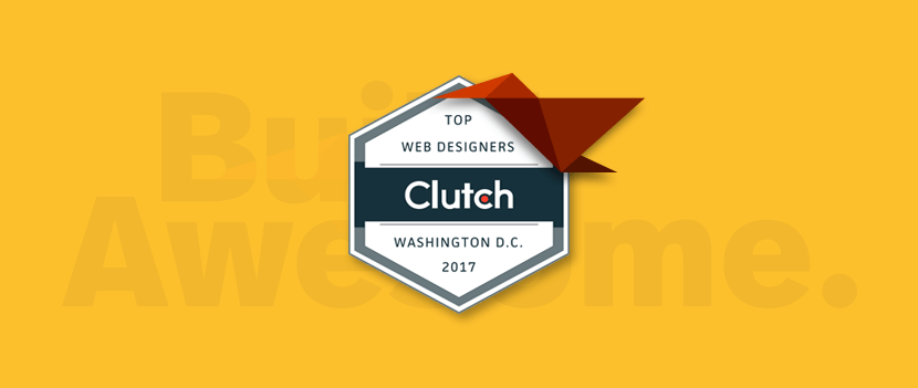 Clutch Names Mobomo as Leading Website Design Company in D.C.
