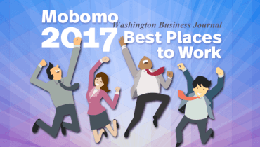 Mobomo Named As One Of The Best Places To Work In 2017