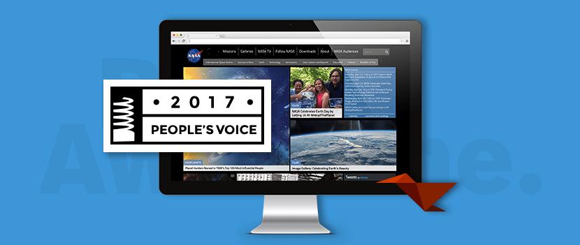 /NASA-wins-webby-award-peoples-choice