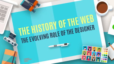 The History of the Web: The Evolving Role of the Designer