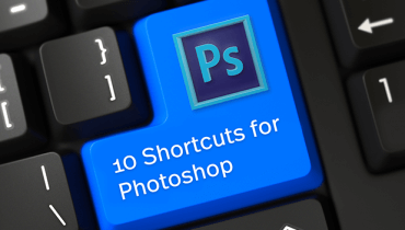 10 Photoshop Shortcuts for UI/UX Design