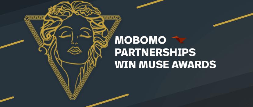 Mobomo Partnerships Win Muse Awards