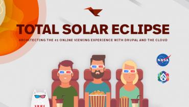 Mobomo Presents Drupal Con Summit on NASA Eclipse Partnership