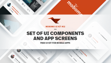 Mobomo's UI Kit Vol. 2