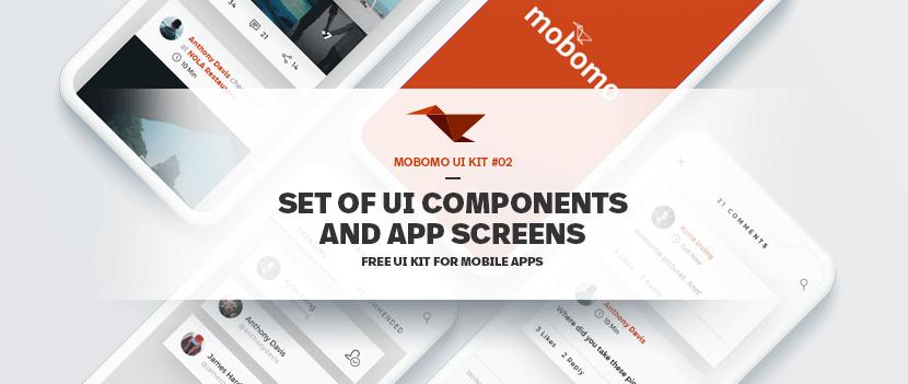 Mobomo's UI Kit Vol. 2