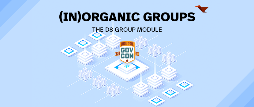(In)organic Groups: The D8 Group Module
