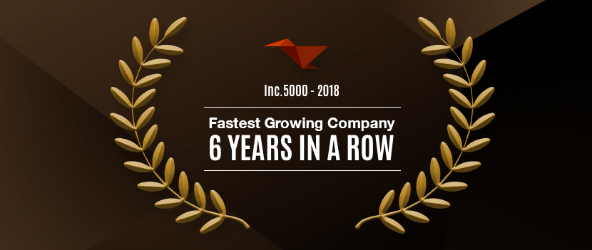 For 6 Years in a Row, Mobomo Listed on Inc. 5000!