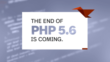 The End of PHP 5.6 is Coming!