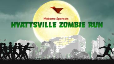 Mobomo Sponsors Hyattsville Zombie Run