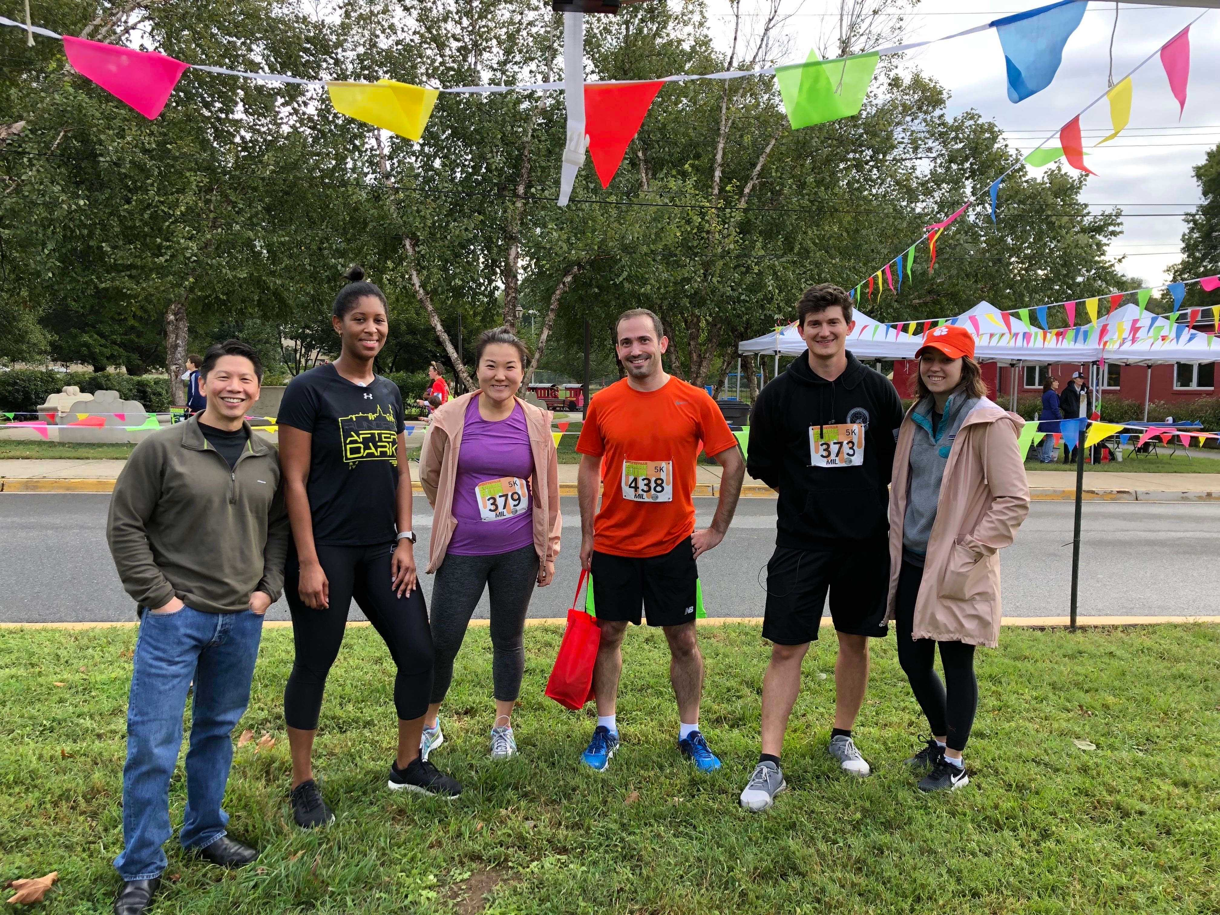 Hyattsville Zombie Run