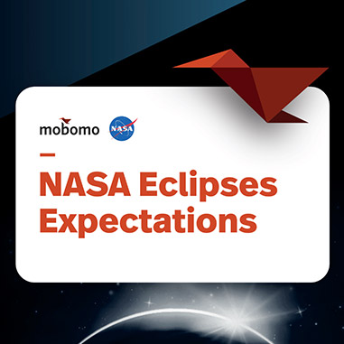 Our work with NASA for the solar eclipse
