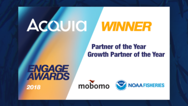 Mobomo Wins Awards for Partner of the Year and Growth Partner of the Year