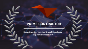 DOI's Drupal Developer Support Services BPA awarded to Mobomo, LLC