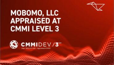 Mobomo, LLC Appraised at CMMI Level 3