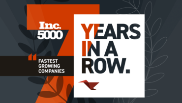 For 7 Years in a Row, Mobomo Listed on Inc. 5000!