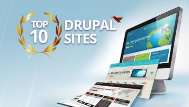 Mobomo's Picks: Top 10 Drupal Websites