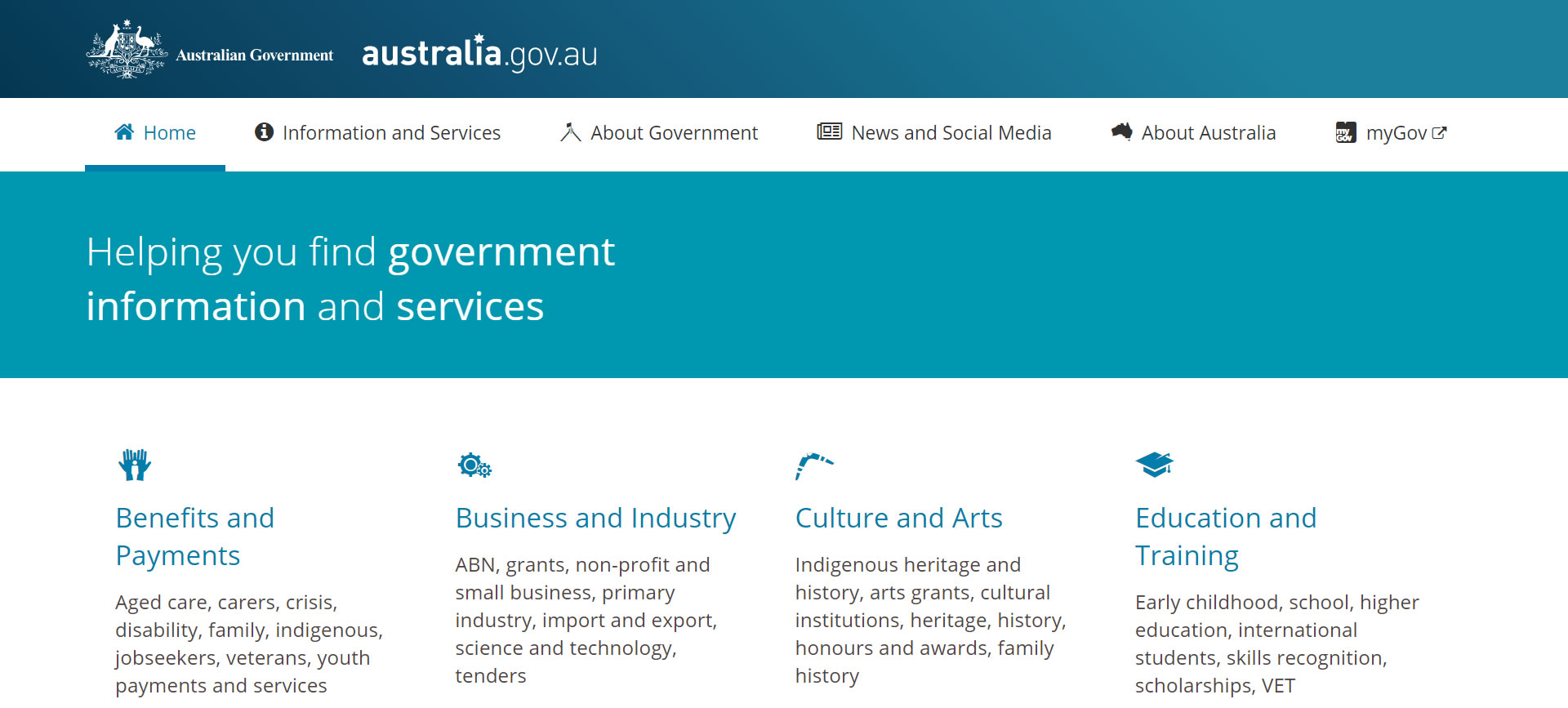 The Australian Government