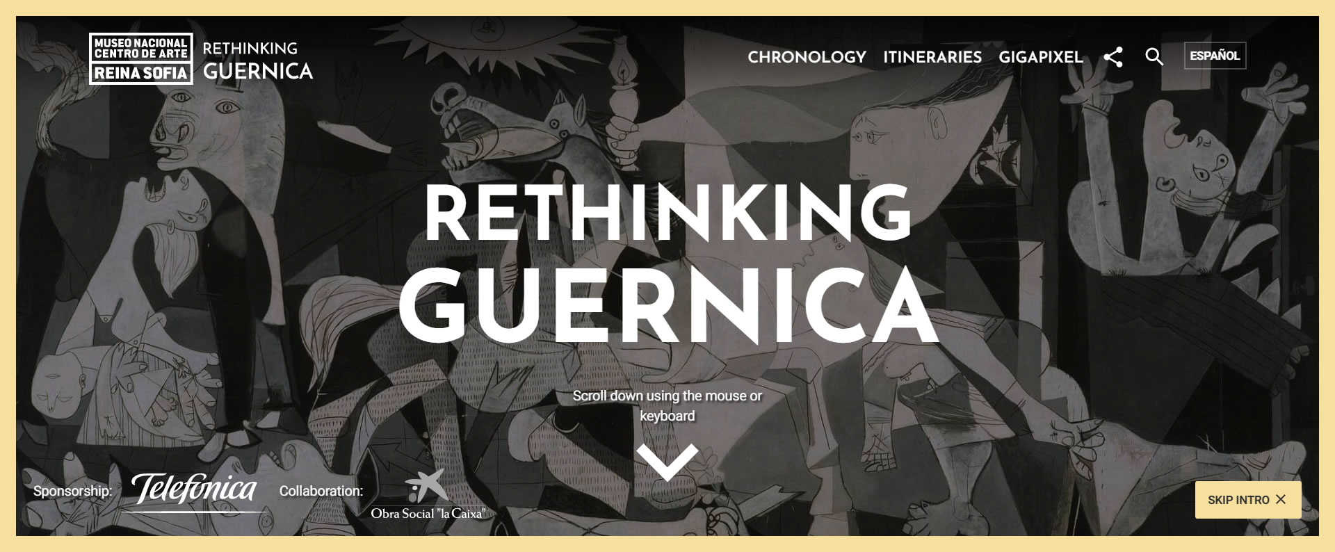 Rethinking Picasso's Guernica