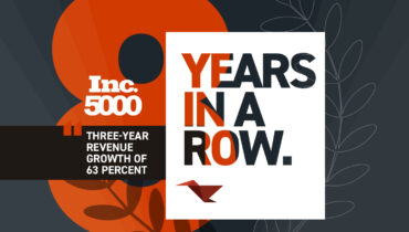 For the 8th Time In Row, Mobomo LLC Appears on the Inc. 5000 List!