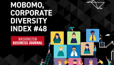 Mobomo, LLC Ranked #48 in Washington Business Journal's Corporate Diversity Index for Small Companies List