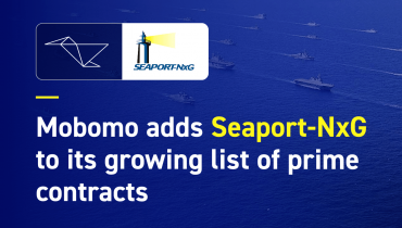 MOBOMO, LLC WON THE DEPARTMENT OF THE NAVY'S SEAPORT NEXT GENERATION CONTRACT