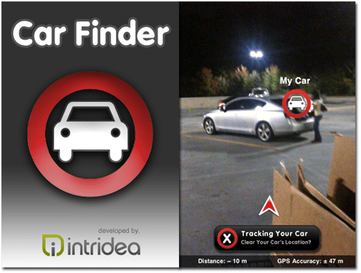 Locate My Car >> Use Augmented Reality To Find Your Vehicle With Car Finder