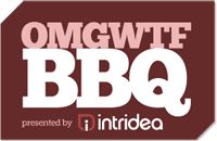 OMGWTFBBQ presented by Intridea
