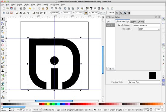 How To Make Your Own Symbol Font |